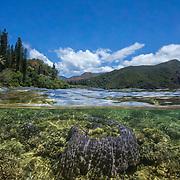 Kayaking New Caledonia - Yate to Thio
