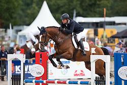 Brinkman Tom (NED) - Dexter R<br /> KWPN Paardendagen - Ermelo 2012<br /> © Dirk Caremans