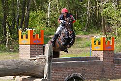 Ooms Tim, BEL, Kyba van de Jomaheide<br /> Nationale LRV-Eventingkampioenschap Minderhout 2017<br /> © Hippo Foto - Kris Van Steen<br /> 30/04/17