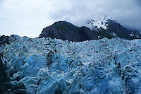 North Sawyer Glacier (close-up), Tracy Arm Fjord