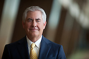 Rex W. Tillerson, chairman and CEO of ExxonMobil Corporation.