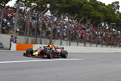 November 10, 2018 - Sao Paulo, Brazil - Motorsports: FIA Formula One World Championship 2018, Grand Prix of Brazil World Championship;2018;Grand Prix;Brazil ,  #3 Daniel Ricciardo (AUS, Red Bull Racing) (Credit Image: © Hoch Zwei via ZUMA Wire)