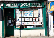 Chinese acupuncture and herbal shop, Upper Orwell Street, Ipswich, Suffolk