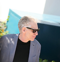 David Cronenberg, Cosmopolis photocall at the 65th Cannes Film Festival France. Cosmopolis is directed by David Cronenberg and based on the book by writer Don Dellilo.  Friday 25th May 2012 in Cannes Film Festival, France.