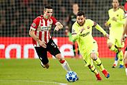 FOOTBALL - UEFA CHAMPIONS LEAGUE - PSV EINDHOVEN v FC BARCELONA 281118