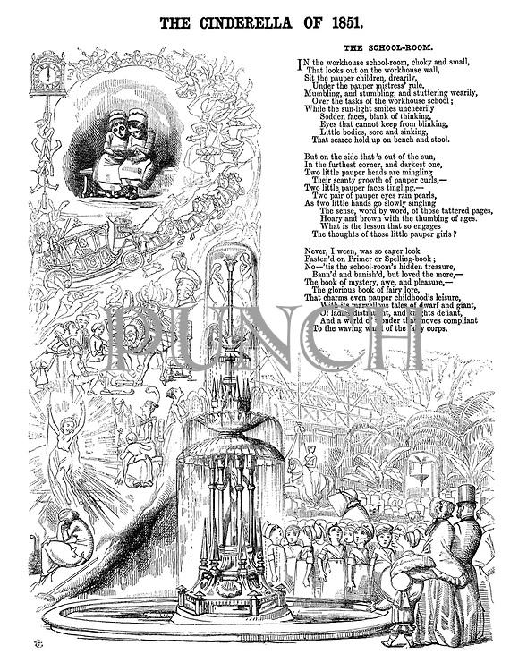 The Cinderella of 1851.