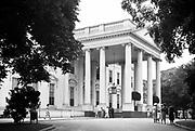 9342-12. White House steps, Washington DC. June 1938