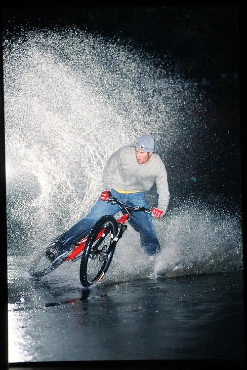 Kirt Voreis Water slide MTB