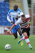 Colchester United v Doncaster Rovers 230814