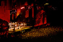 Stage View of The Grateful Dead Concert at Giants Stadium 9 July 1989
