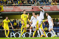 Players of Villarreal and Zurich in action during the match of Uefa Europa League, 3 day. (Photo: Alter Photos / Bouza Press / Maria Jose Segovia)