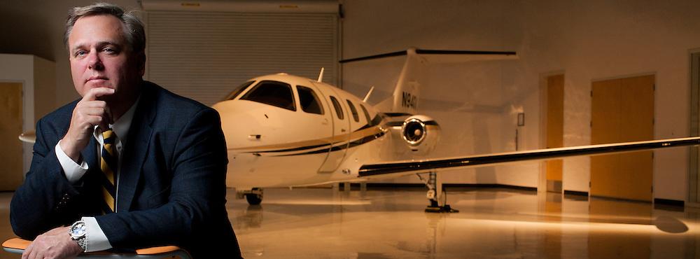 ECLIPSE Aerospace, Mason Holland