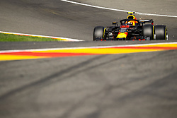 August 24, 2018 - Spa Francorchamps, Belgique - Verstapen N°33 Red Bull (Credit Image: © Panoramic via ZUMA Press)