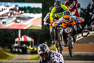 #42 (SCHIPPERS Jay) NED [Progate, TeamNL, meybo] at Round 7 of the 2019 UCI BMX Supercross World Cup in Rock Hill, USA