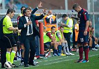 De Canio allenatore Genoa<br /> Torino 15/9/2012 Stadio Marassi<br /> Football Calcio 2012/2013 Serie A<br /> Genoa Vs Juventus<br /> Foto Federico Tardito Insidefoto