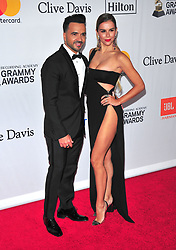 NEW YORK, NY - JANUARY 27: Tony Danza at the Clive Davis and Recording Academy Pre-Grammy Gala and Grammy Salute to Industry Icons Honoring Jay-Z on January 27, 2018 in New York City. CAP/MPI/JP ©JP/MPI/Capital Pictures. 27 Jan 2018 Pictured: Luis Fonsi and Agueda Lopez. Photo credit: JP/MPI/Capital Pictures / MEGA TheMegaAgency.com +1 888 505 6342