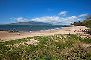 Kalama Beach Park, Maui, Hawaii