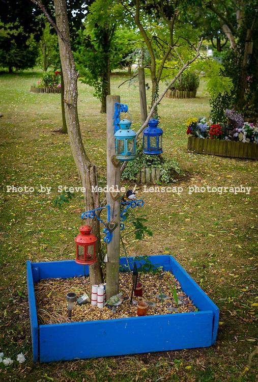 Basildon Cemetery and Memorial Gardens - Jul 2014.