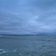Today's Fall Sunrise  at Narragansett Town Beach, Narragansett, RI,  November  3, 2013. #waves #beach #rhodeisland #sunrise