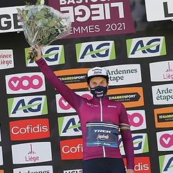 25-04-2021: Wielrennen: Luik Bastenaken Luik (Vrouwen): Luik<br />Elisa Longo Borghini