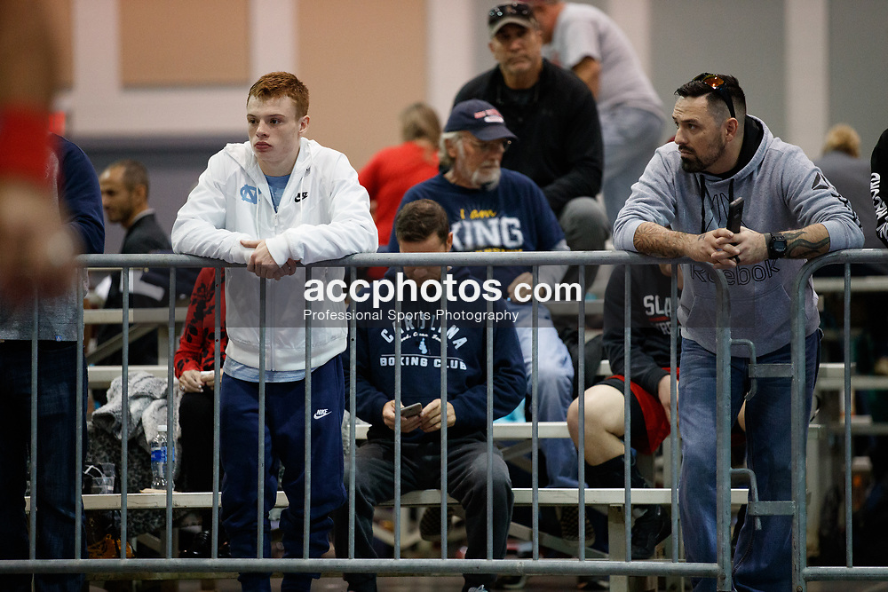 2019 November 03: Jeremiah Derby of the North Carolina Tar Heels wrestling team at the 2019 Southeast Open Wrestling Tournament in Roanoke, Virginia.