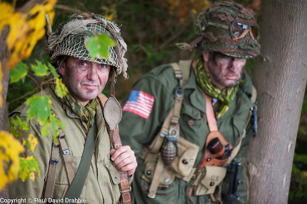 Pickering Show Ground Living History and Battle Reenactments<br /> 12 October 2013<br /> Image © Paul David Drabble<br /> www.pauldaviddrabble.co.uk