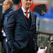 NLD/Amsterdam/20121114 - Vriendschappelijk duel Nederland - Duitsland, bondscoach Louis van Gaal