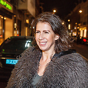 NLD/Amsterdam/20160223 - Opening 1e brandstore Rimowa, Isa Hoes