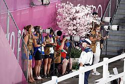 Photographers<br /> Olympic Games Tokyo 2021<br /> © Hippo Foto - Stefan Lafrentz<br /> 25/07/2021