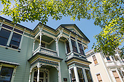Victorian House, Petaluma, California
