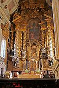 altar cathedral se porto portugal