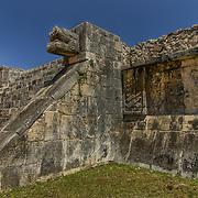 North America, Latin America, Latin, Caribbean, tropical, Mexico, Yucatan, Chichen Itza, Xchen Itza, Maya, Mayan, UNESCO World Heritage Site,