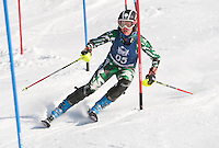 FIS Eastern Cup at Cranmore J1, J2 alpine slalom race January 29, 2012.