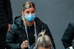Angela Malestein of Netherlands after the Women's EHF Euro 2020 match between Netherlands and Norway at Sydbank Arena on december 10, 2020 in Kolding, Denmark (Photo by RHF Agency/Ronald Hoogendoorn)