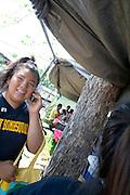 Hmong Sports Festival McMurray Field St Paul Minnesota USA