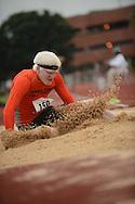 2013 Paralympic Track & Field Trials in San Antonio, Texas.