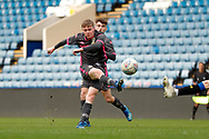 Leeds United Jack Jenkins (8)  during the U23 Professional Development League match between U23 Sheffield Wednesday and U23 Leeds United at Hillsborough, Sheffield, England on 3 February 2020.
