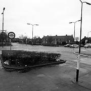 NLD/Huizen/19921117 - Kruising Gooilandweg - Haarstedelaan Huizen