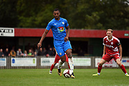 Colne FC 0-2 Stockport County FC 5.9.20
