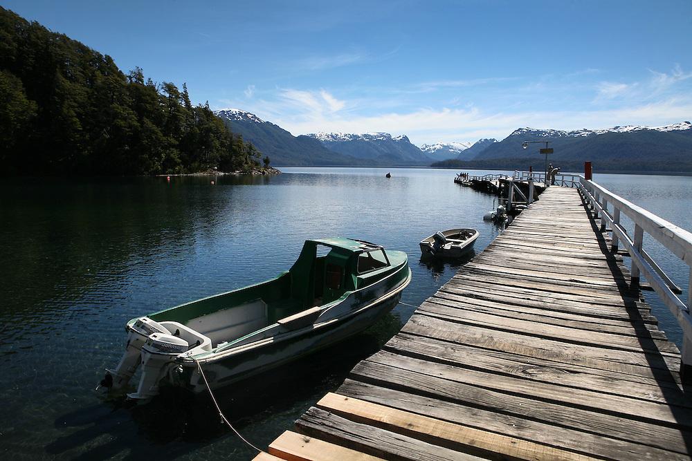 Nahuel Huapi Lake, Patagonia