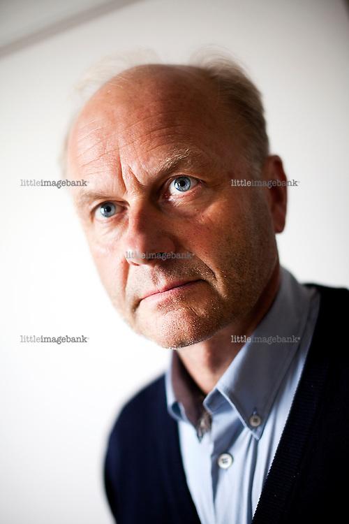 Oslo, 19.07.2012. Bilde av Finn Skårderud (født 27. oktober 1956). Skårderud er en norsk psykiater, forfatter og filmkritiker. Foto: Christopher Olssøn.