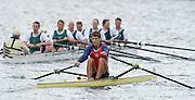 Henley, GREAT BRITAIN.Diamond Challenge Sculls, GBR M1X Graeme THOMAS, 2012 Henley Royal Regatta. ..Friday  12:49:46  29/06/2012. [Mandatory Credit, Peter Spurrier/Intersport-images]...Rowing Courses, Henley Reach, Henley, ENGLAND . HRR.