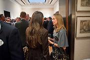 CAROLINE ABENSOUR; JENNIFER KERSIS; , Spear's Wealth Management Awards. Christie's, Kind St. London. 14 September 2009.