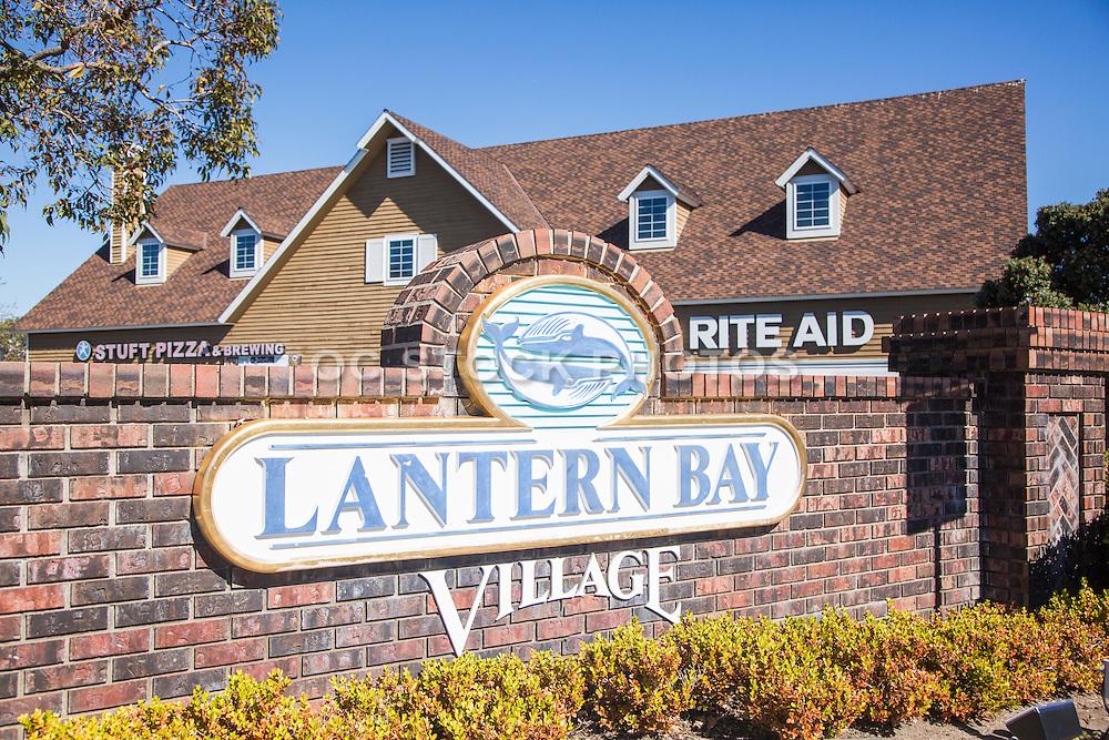 Lantern Bay Village Shopping Center of Dana Point