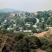 Reis Amerika, overzicht over Beverly Hills Los Angeles