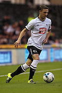 Chris Baird during the Pre-Season Friendly match between Derby County and Villarreal CF at the iPro Stadium, Derby, England on 29 July 2015. Photo by Aaron Lupton.