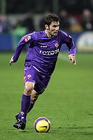 """Adrian Mutu (Fiorentina) <br /> Firenze 3/2/2008 Stadio """"Artemio Franchi"""" <br /> Campionato Italiano Serie A<br /> Fiorentina Milan (2-1)<br /> Foto Andrea Staccioli Insidefoto"""