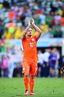 Wesley Sneijder of Holland. Fortaleza CE 28 JUN 2014. Estadio do Castelão. Holanda VS Mexico ( Match 51 ) FIFA WORLD CUP 2014.