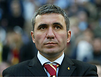 Gheorghe HAGI<br /> Fussballtrainer<br /> <br /> norway only