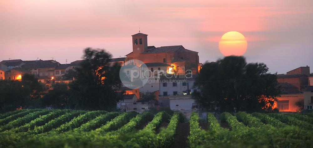 Torrecilla sobre Alesanco. LA Rioja ©Daniel Acevedo / PILAR REVILLA